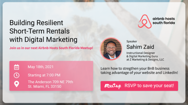Learn how to Build a Resilient Short-Term Rental Business with Digital Marketing Strategies